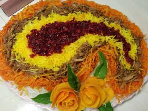 طرز تهیه هویج پلوی خوشمزه و مجلسی