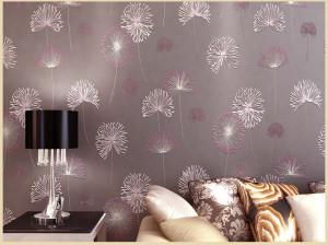 بهترین راه ها برای تمیز کردن کاغذ دیواری منزل