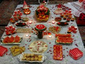 طرز تهیه چندین غذای عالی برای شب یلدا