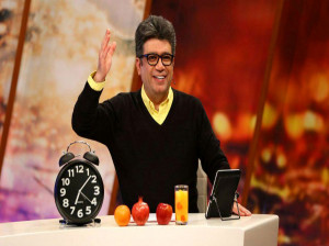 آرامه اعتمادی ، منتقد سینما مهمان حالا خورشید