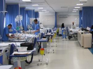 لیست آدرس و تلفن بیمارستان های دولتی در شهر قزوین