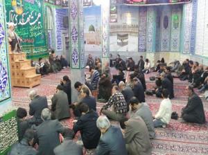 لیست نام و آدرس مساجد ولی عصر اصفهان