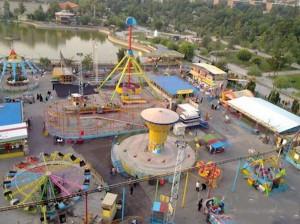 شهربازی یزد : معرفی پارک شادی یکی از قدیمی ترین پارک های یزد