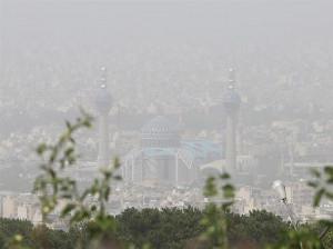 هوای استان اصفهان از وضعیت خطرناک هم بدتر شد !