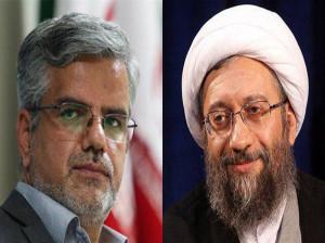 صدور قرار منع تعقیب برای آملی لاریجانی
