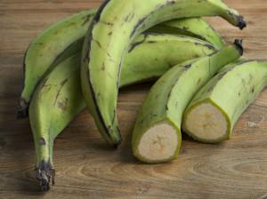 عوارض مصرف پلنتین، موز سبز یا موز پختنی