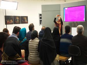 تصاویر نشست بررسی عکسهای  - ایران ، سرزمین عشق ، درد ، سنت ، ایمان و امید -