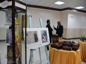 تصاویر اولین نشست ملی کتاب خوان شهرستان شهرضا
