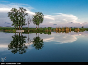 تصاویری زیبا و دیدنی از شهر تفریحی و گردشگری آذربایجان غربی