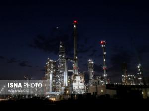 پالایشگاه نفت ستاره خلیجفارس/ تصاویر