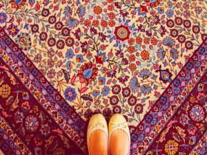 فرش چه رنگی بخرم؟