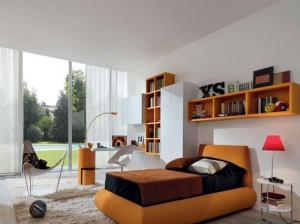 تزیین اتاق خواب با وسایل ساده و ارزان