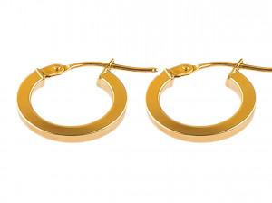 گوشواره طلا یکی از جواهرات پرطرفدار