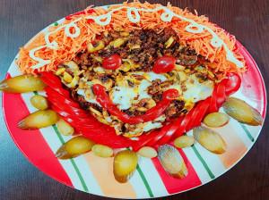 طرز تهیه خوراک قفقازی یک پیش غذای متفاوت و خوش طعم
