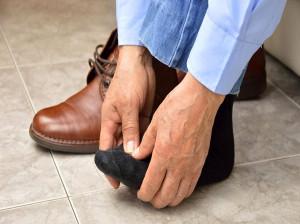 چرا گاهی احساس سنگینی در پاها داریم؟