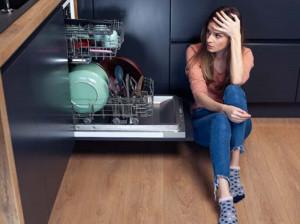 علت شستشوی طولانی مدت ماشین ظرفشویی چیست؟