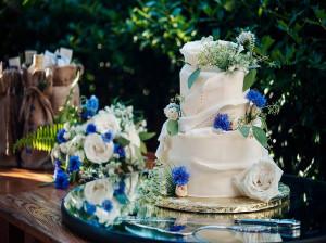 20 مدل کیک دو طبقه بله برون و نامزدی با روکش خامه