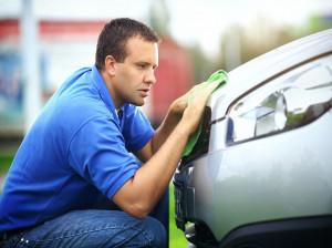 نحوه پاک کردن قیر از روی بدنه ماشین