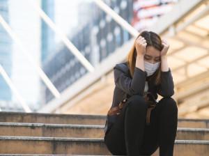 این علائم می گوید شما افسردگی ماسکه یا پوشیده دارید