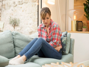 درمان گرفتگی و درد معده و مثانه با قرص بوسکوپان