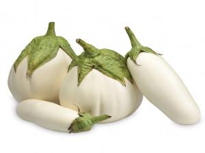 27 خاصیت بی نظیر بادمجان سفید برای سلامتی