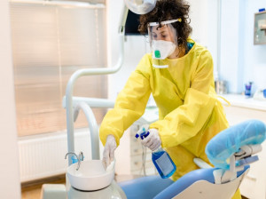 برای جلوگیری از آنفولانزا و عفونت در دندانپزشکی چه باید کرد ؟