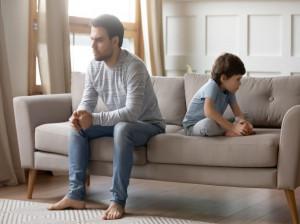 اهمیت تقویت منفی در تربیت فرزند