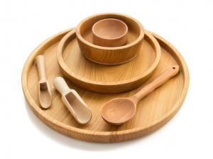 آشنایی با ظروف چوبی و مزایای استفاده از آنها