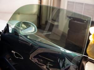 قوانین و مقررات مربوط به دودی کردن شیشه خودرو