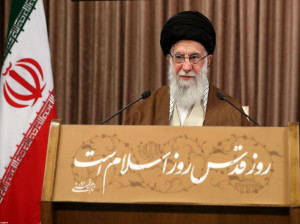 سخنرانی کامل رهبر معظم جمهوری اسلامی در روز قدس 1400