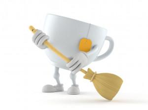 45 ترفند و کاربرد جادویی چای در نظافت منزل
