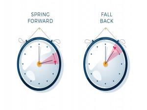 زمان دقیق عقب کشیدن ساعت در سال 1400