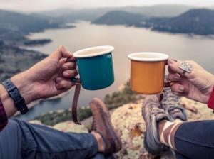 40 عکس لاکچری صبحانه در طبیعت، عاشقانه و دونفری