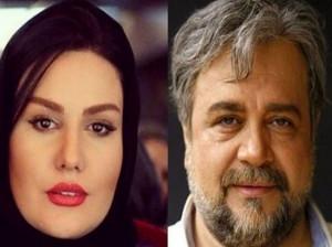 صیغه محرمیت محمدرضا شریفی نیا و رز رضوی فاش شد !!