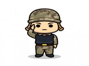 25 عکس فانتزی و یونیک برای تبریک روز سرباز