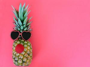 فواید حیرت انگیز ماسک آناناس برای زیبایی پوست