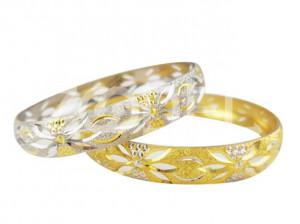 تفاوت اصلی طلای زرد با طلای سفید در چیست ؟