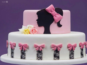 کیک روز دختر | فوق العاده ترین عکس های کیک روز دختر مبارک