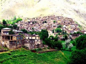 گشت و گذاری در روستای نگل (نوگل) واقع در کردستان