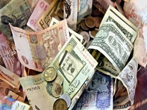 واحد پول تمام کشورهای جهان با علامت اختصاری