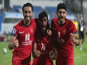 پیروزی مقتدرانه پرسپولیس در مقابل الریان قطر + خلاصه بازی