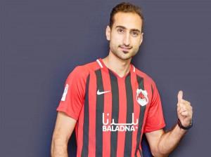 فحاشی عجیب علی فریدون بازیکن قطری به زبان فارسی !