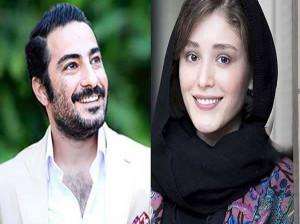 عکس های یواشکی نوید محمدزاده و فرشته حسینی در یک کافه