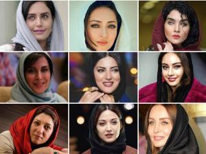 این 9 زن، زیباترین چشم های سینمای ایران را دارند !