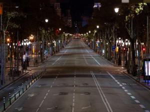 ساعت منع تردد بعد از ماه رمضان چه تغییری می کند ؟