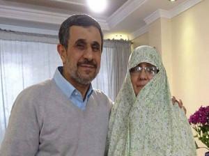 ماجرای جالب آشنایی و ازدواج محمود احمدی نژاد از زبان خودش