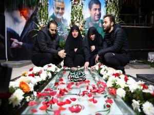 بیوگرافی نرگس (نرجس) سلیمانی دختر حاج قاسم و کاندید شورای شهر تهران