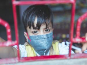 مرگ تلخ کودک 3 ساله هرمزگانی با کرونا