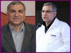 زندگی خصوصی دکتر عین اللهی وزیر بهداشت
