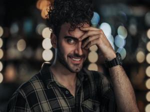 محمد صادقی درسریال افرا